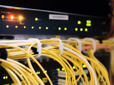 Network cabling devices and cables